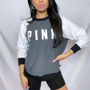 PINK Victoria's Secret | Color Block Sweatshirt